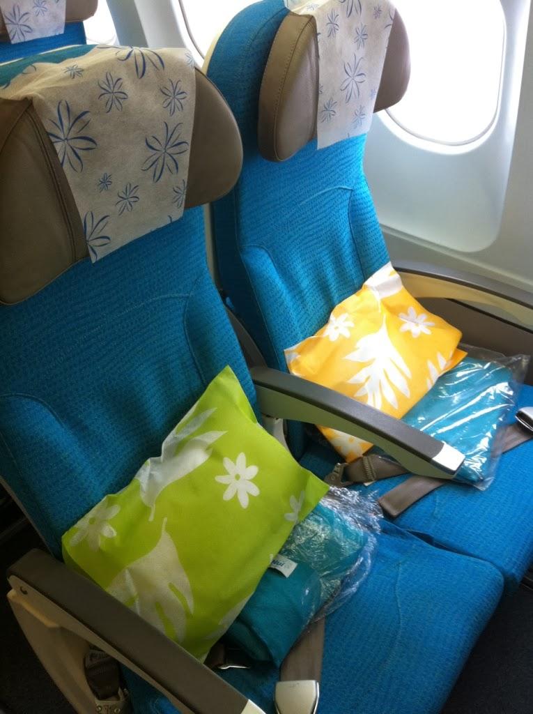 Air Tahiti Nui - Polynésie