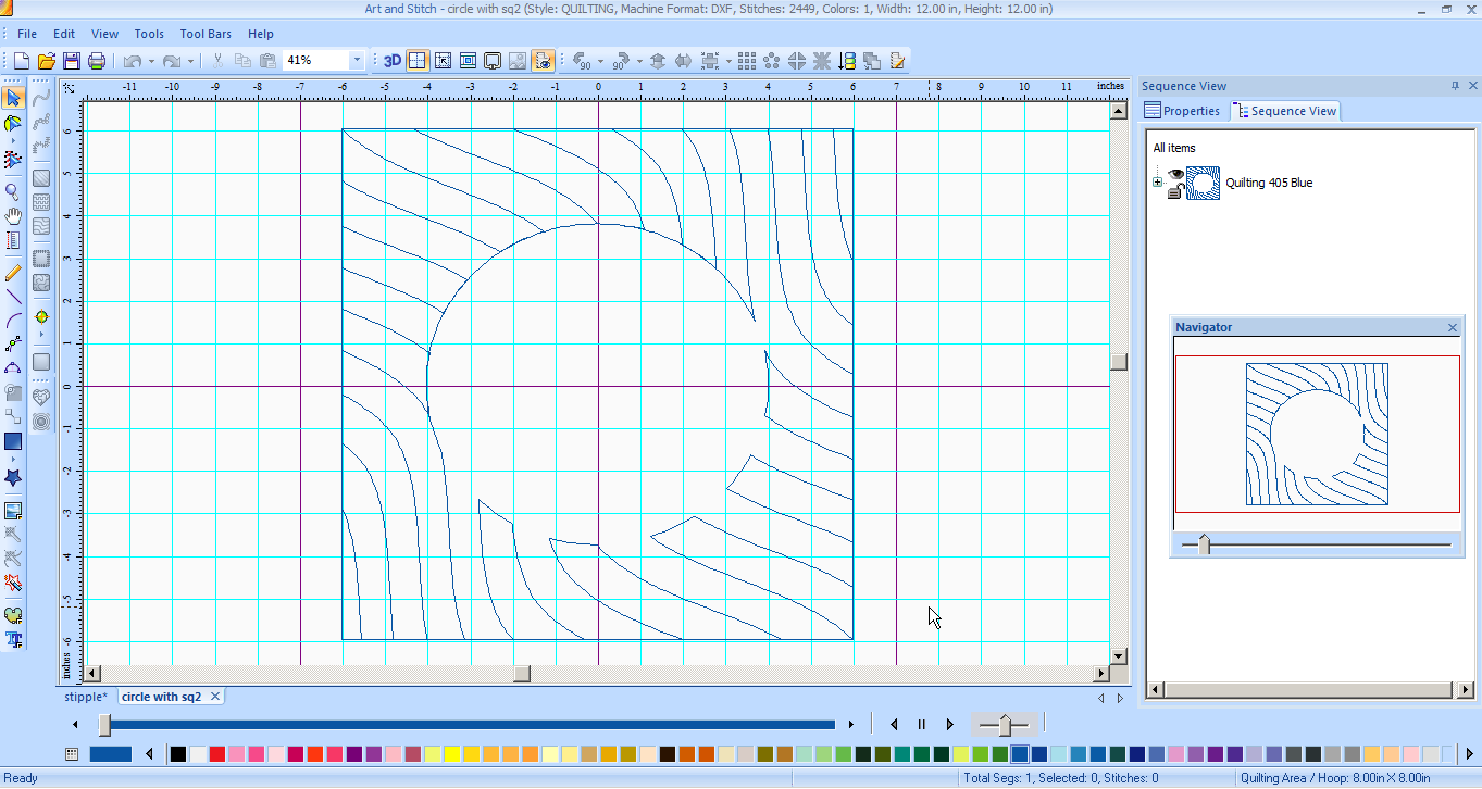 Tuesday's tip is for long arm quilters | QBOT : longarm quilting software - Adamdwight.com