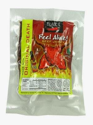 Blair's Death Beef Jerky