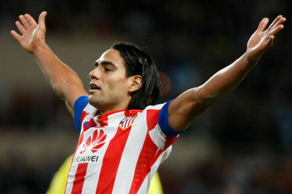Falcao, la 'salvación' económica del Atlético
