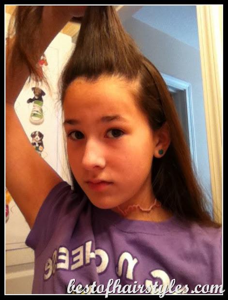 haircuts girls age 10 style
