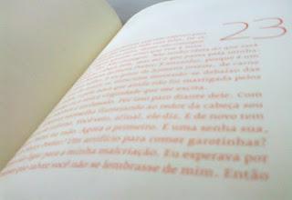 Foto de página do livro Uma Duas, de Eliane Brum