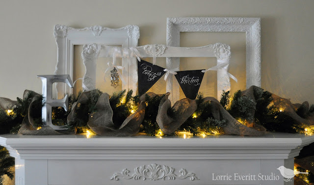 chalkboard bunting - {free} twenty thirteen and fourteen download | Lorrie Everitt