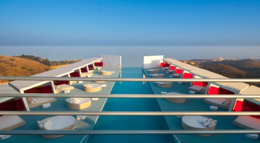 decor me un hotel de dise o en la costa del sol hotel
