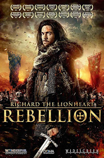 Richard the Lionheart: Rebellion (2015) Hindi Dual Audio BluRay | 720p | 480p