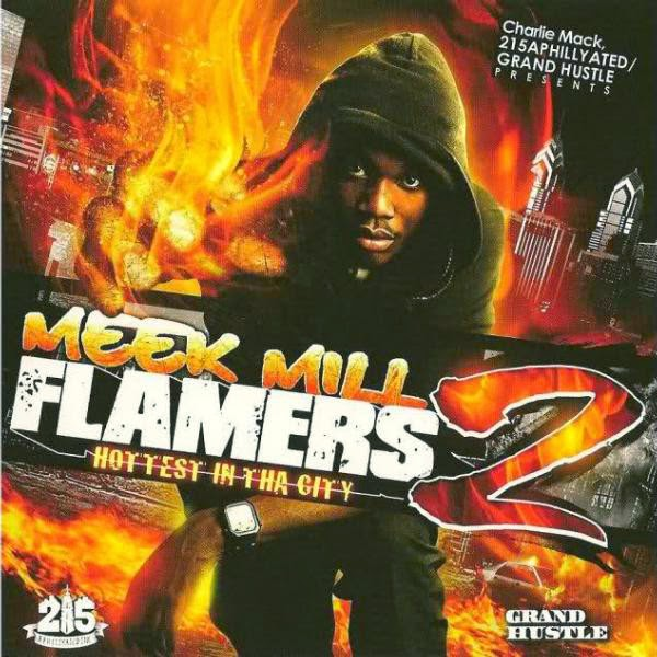 Meek Mill - Flamers 2 Cover
