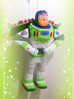 Buzz Light Year Pinata