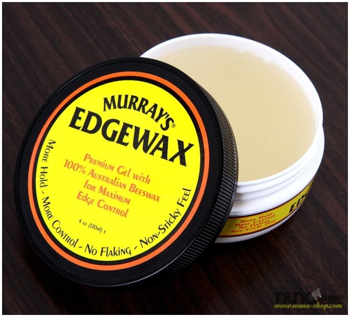 Hair Style Murrays Edgewax Premium Gel 4oz