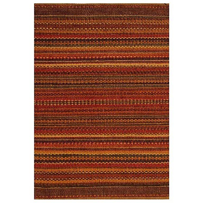 Mid Century Midwest That Rug Really Tied The Room Together