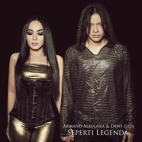 Armand Maulana & Dewi Gita - Seperti Legenda