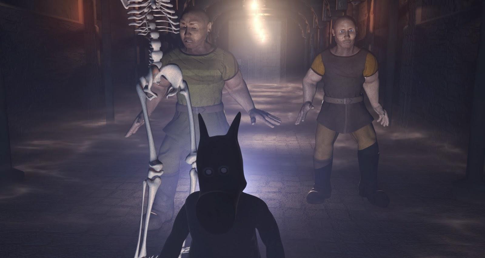 Aardvark skeleton - photo#28