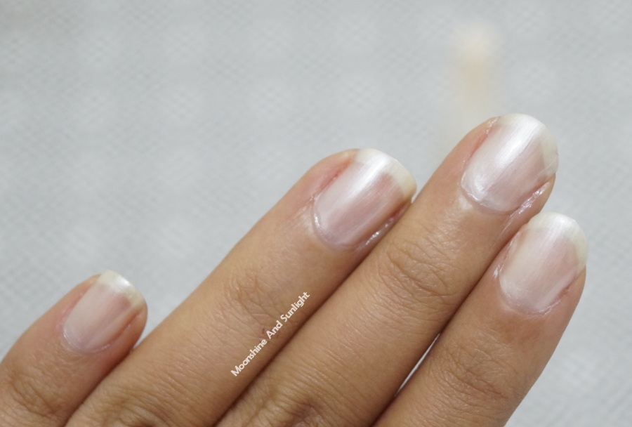 Republic Day Nail Art Tutorial | Easy nail art - Moonshine And ...
