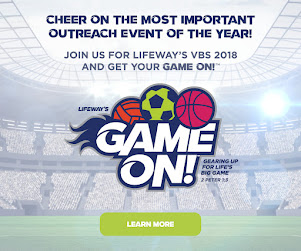 VBS 2018 - Game On!