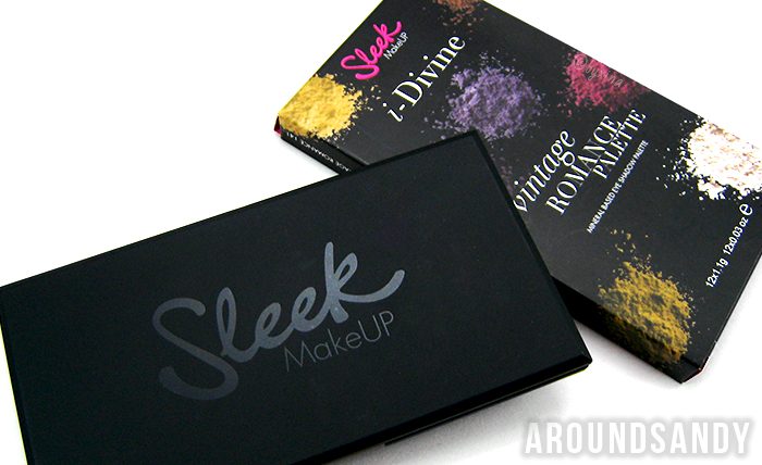 sleek-vintage-romance-palette-review-swatches
