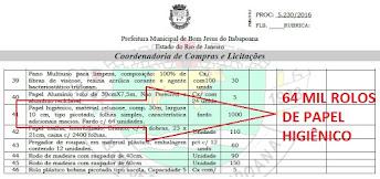 PPRP 080/2016 – Exemplo de licitação escandalosa com verba da saúde