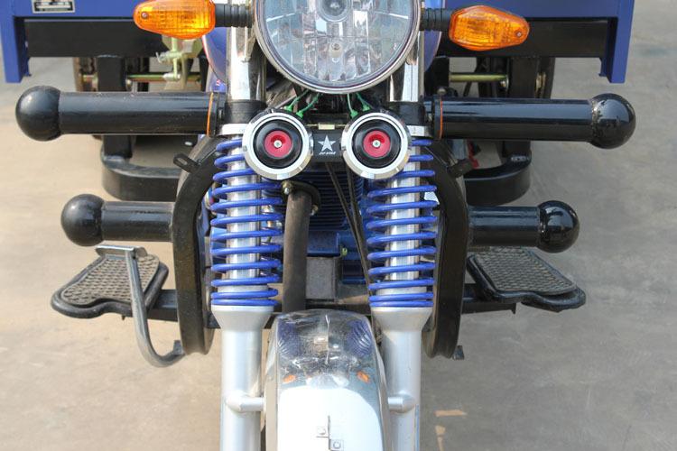 Amortiguador triciclo de carga