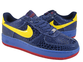 ... Eddie Cruz draws to an output of one elegant-looking Nike Air Force 1.  Although there has been numerous teamwork done using this classic icon, ...