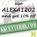 KKCenterHk Coupon Code