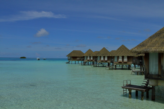 Lagoon Suites at Club Med Kani, Maldives