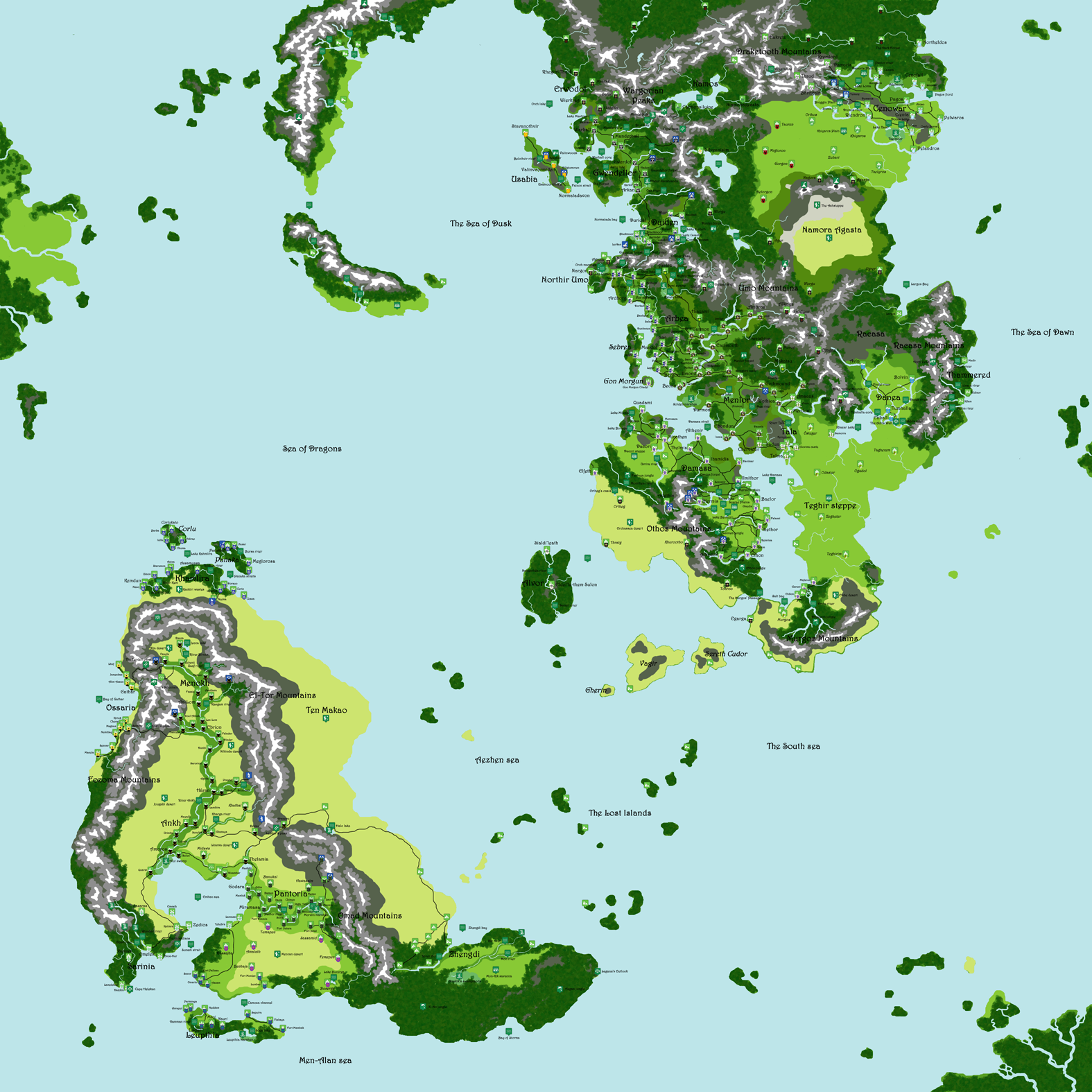 Centuria world map age of steel a current project is to expand the map to include more lands intended to be chartered during the age of knowledge while the current map is 40x40cm and gumiabroncs Choice Image