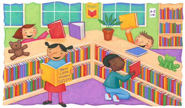 kids-reading-in-library