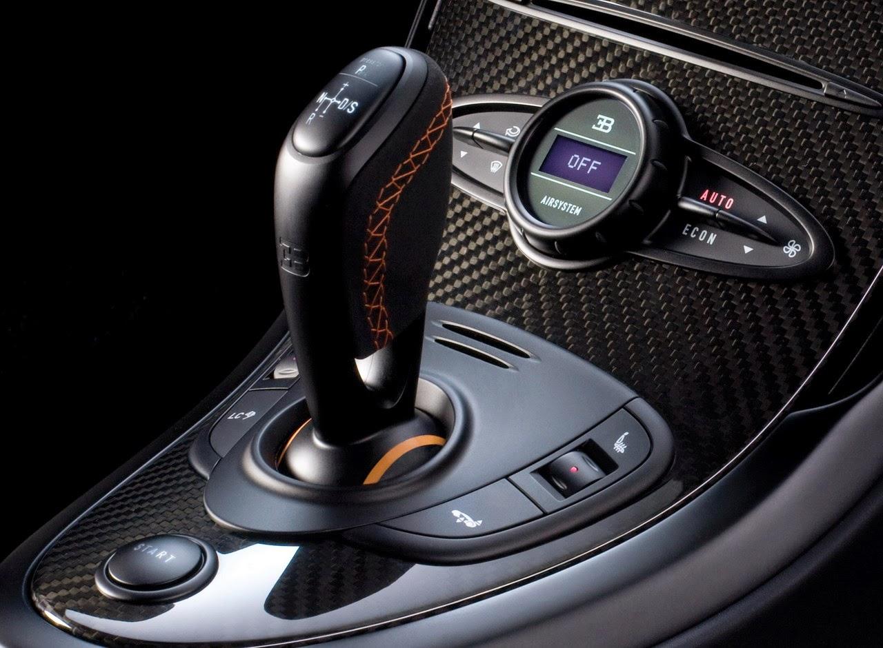 Bugatti Super Veyron Gear Box Image