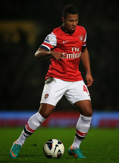 Serge Gnabry Midfielder Arsenal Profile