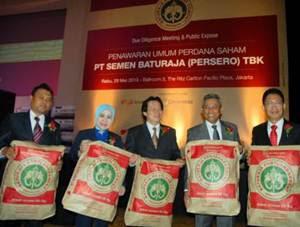 PT Semen Baturaja (Persero) Tbk