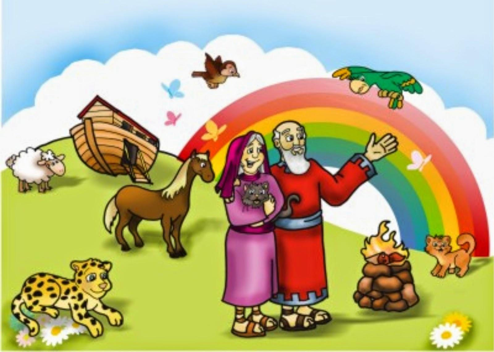 A arca de Noé - ministério infantil