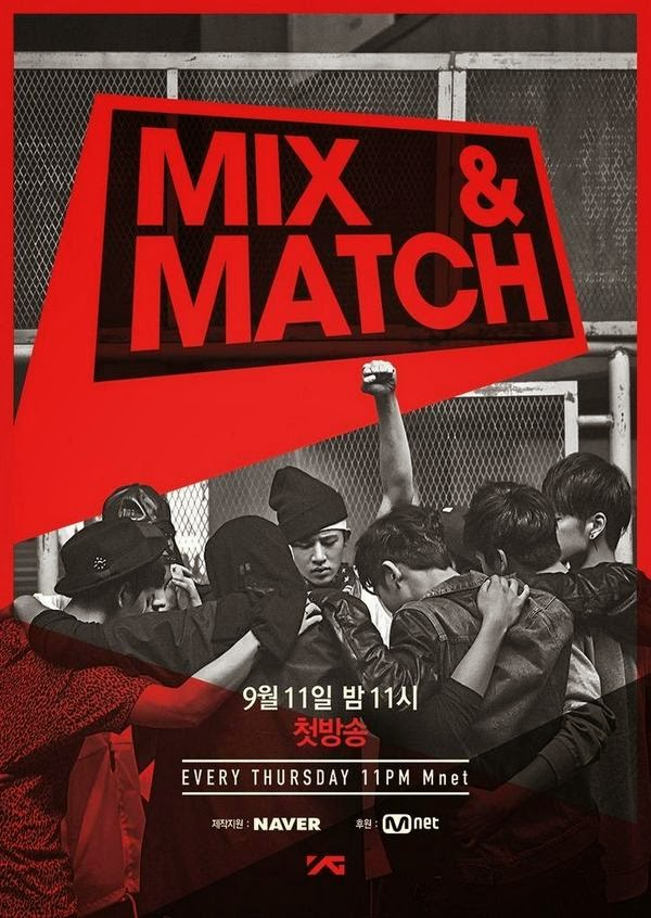[ENG SUB] MIX & MATCH EP. 5 (COMPLETED)