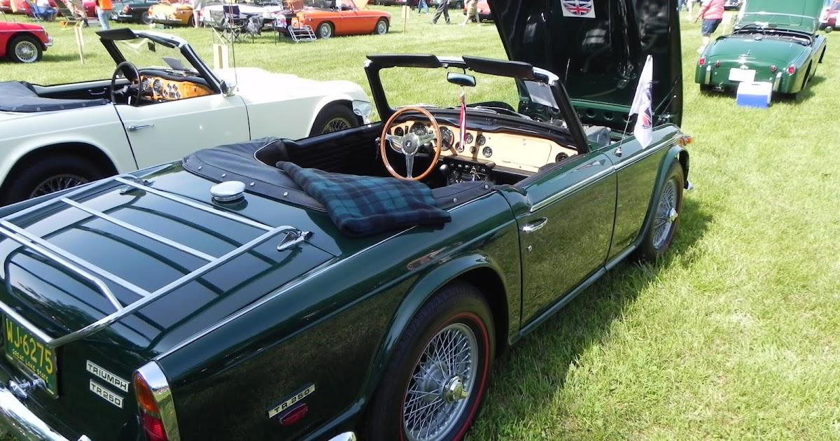 British Car Show Perrysburg Ohio