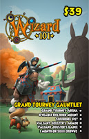 Wizard101 Grand Tourney Arena Gauntlet Bundle