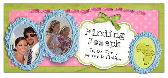 Finding Joseph