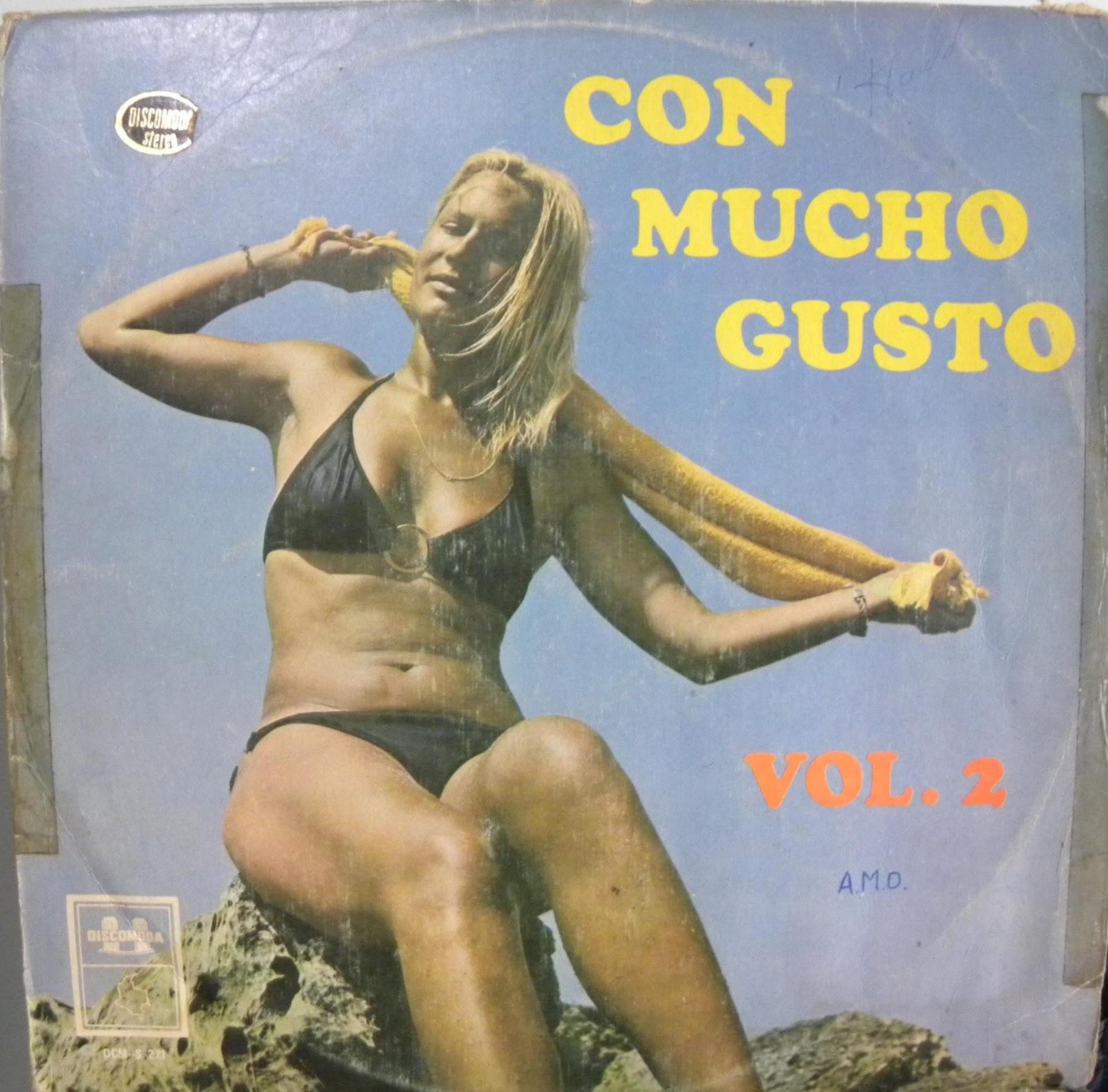 Melodias de colombia con mucho gusto vol 02 - Con mucho gusto ...