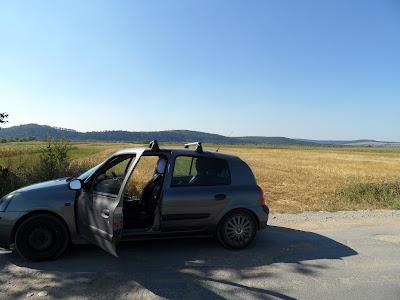 Rumunia drogi