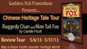 Chinese Heritage Tale Blog Tour