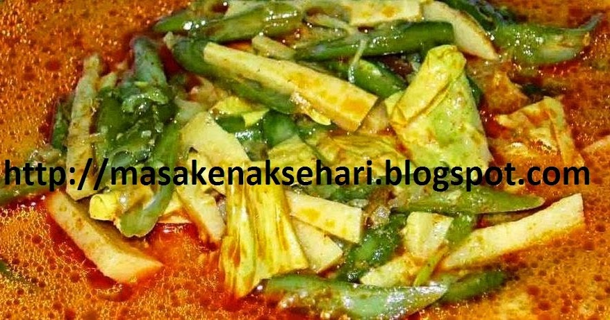 Image Result For Resep Masakan Sayur Tahubu Kuning