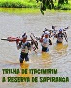 Trilha de Itacimirim a Reserva de Sapiranga