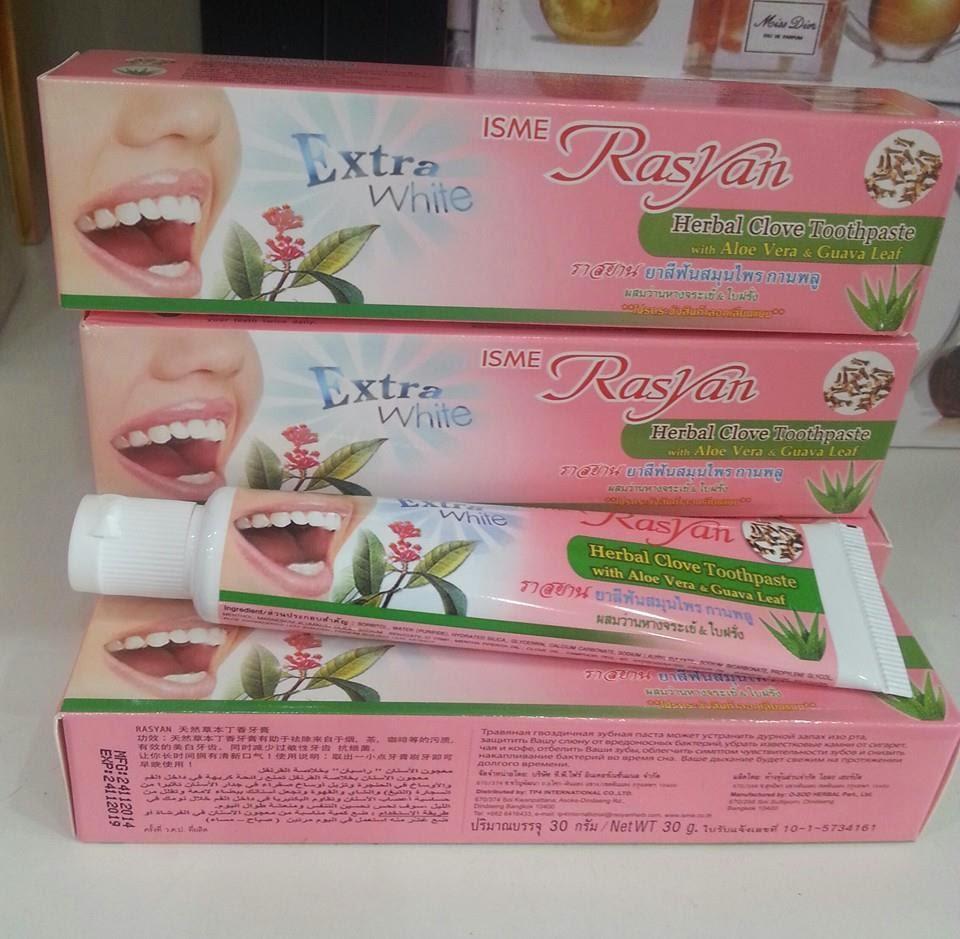 Rasya Rasyan Herbal Toothpaste Murah