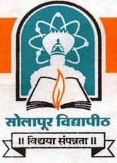 Solapur University Controller of Examinations Recruitment Nov 2013