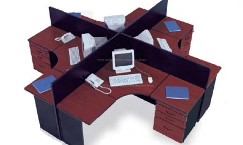 Muebles de tiendas muebles de oficinas y muebles sobre for Muebles de oficina para 4 personas