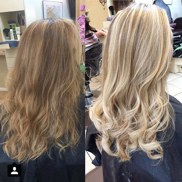 how to take care of bleached blonde hair