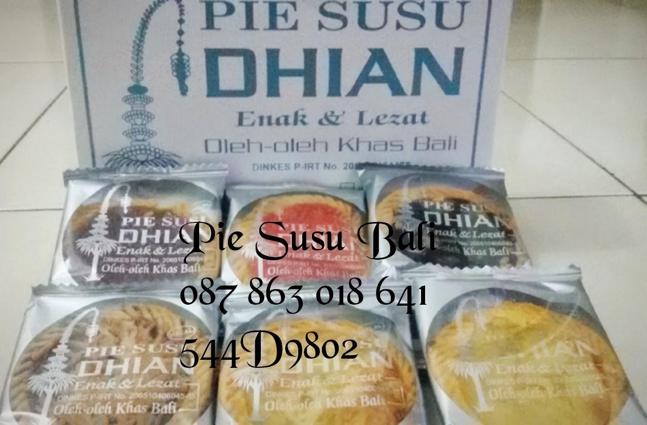 Distributor Pie Susu Murah Asli Enak Bali