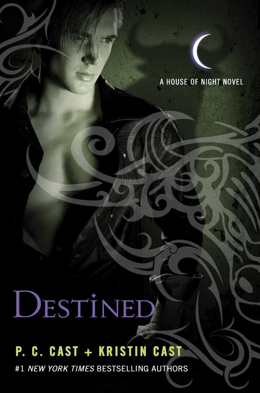 The teen bookworm destined house of night 9 review for Housse of night