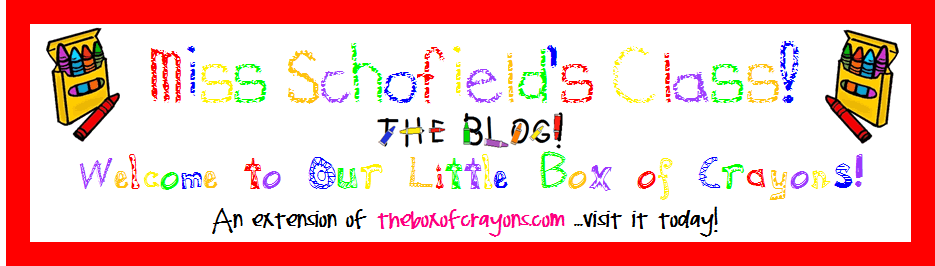 The Box of Crayons Blog