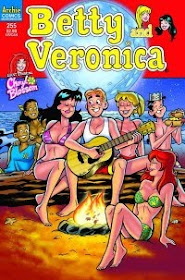 BETTY AND VERONICA #255-NOW ON SALE!