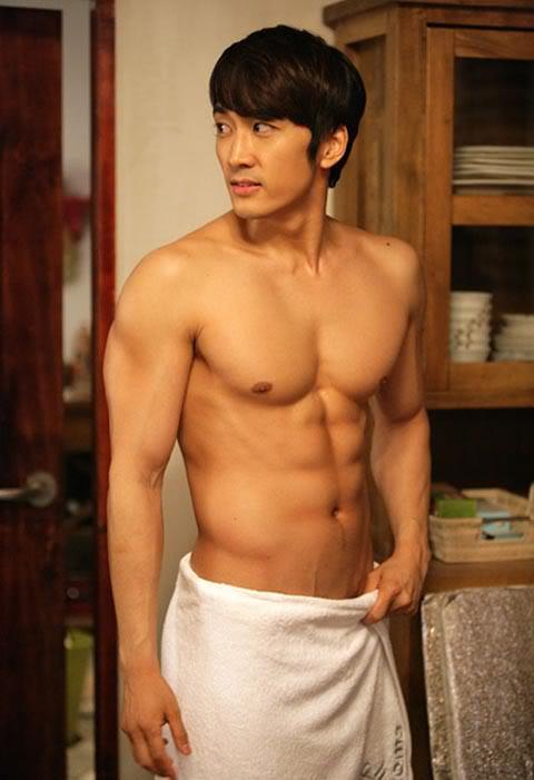 Фото голые красавчики из кореи