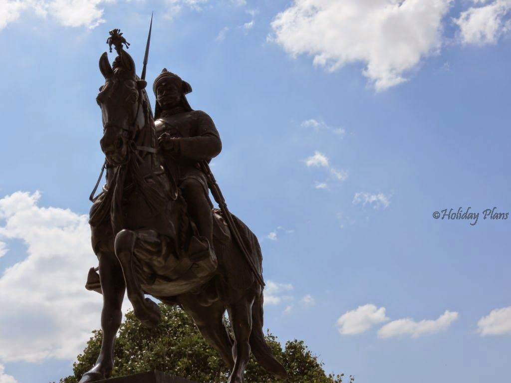 Maharana Pratap memorial timings and entry fees