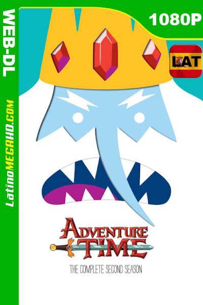 Hora de Aventura (2010) Temporada 2 Latino HD WEB-DL 1080P ()