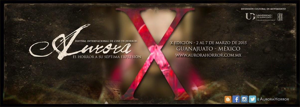 Aurora, Festival Internacional de Cine de Horror de Guanajuato
